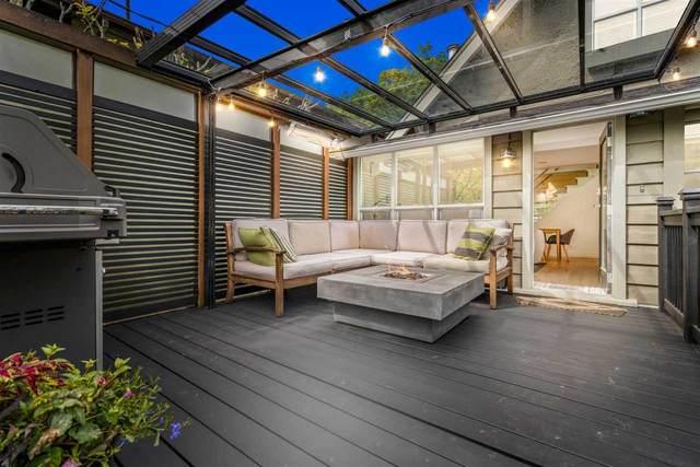3658 W 11TH Avenue, Vancouver, BC V6R 2K5 (#R2575944) :: Initia Real Estate