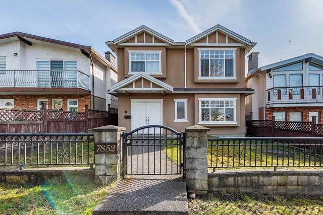 7852 Windsor Street, Vancouver, BC V5X 4A8 (#R2576000) :: 604 Realty Group