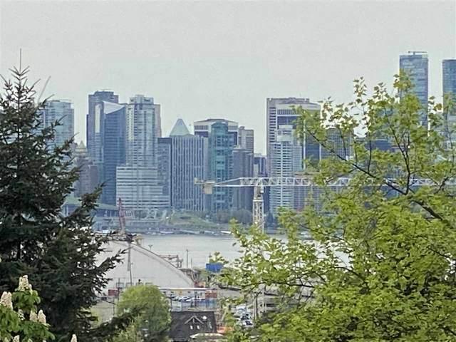 1147 W Keith Road Lot 1, North Vancouver, BC V7P 1Y6 (#R2576126) :: Initia Real Estate