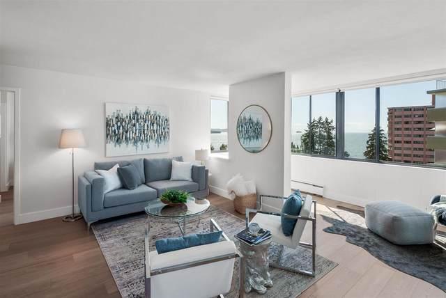 2167 Bellevue Avenue #703, West Vancouver, BC V7V 1C2 (#R2576180) :: Initia Real Estate