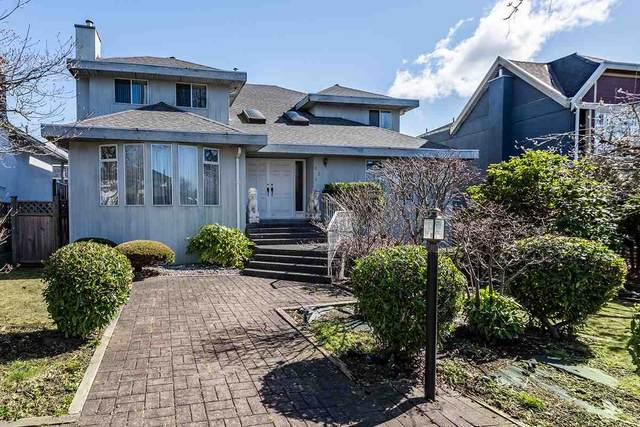 7626 Heather Street, Vancouver, BC V6P 3R1 (#R2576263) :: Initia Real Estate