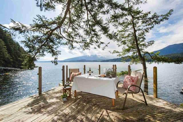 Lot 13 Sunset Estates, Gambier Island, BC V0N 1V0 (#R2576282) :: RE/MAX City Realty