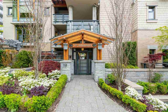 550 17TH Street #203, West Vancouver, BC V7V 3S7 (#R2576316) :: Initia Real Estate
