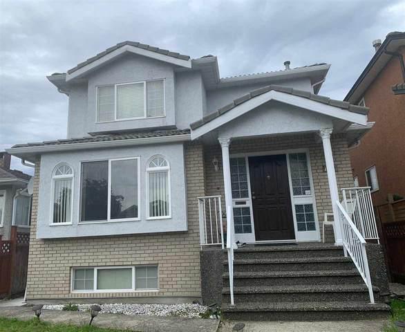1071 E 50TH Avenue, Vancouver, BC V5X 1B7 (#R2576322) :: 604 Realty Group