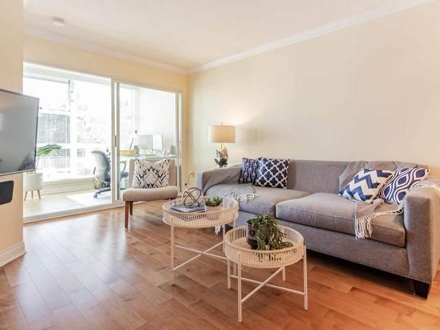 2929 W 4TH Avenue #302, Vancouver, BC V6K 4T3 (#R2576355) :: Initia Real Estate