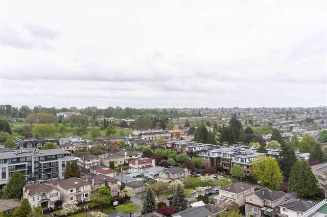 8031 Nunavut Lane #1506, Vancouver, BC V5X 0C9 (#R2576475) :: Initia Real Estate