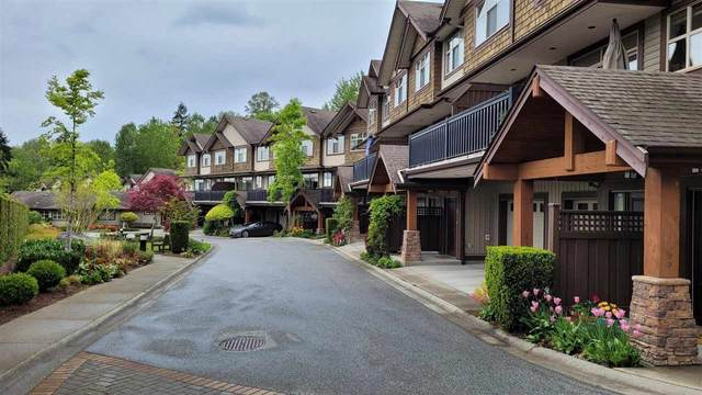 320 Decaire Street #27, Coquitlam, BC V3K 7C3 (#R2576574) :: 604 Realty Group