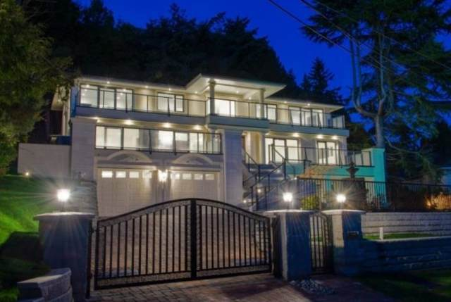 863 Younette Drive, West Vancouver, BC V7T 1T1 (#R2576582) :: 604 Realty Group