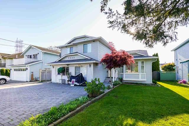 7433 124 Street, Surrey, BC V3W 3X2 (#R2576591) :: 604 Realty Group