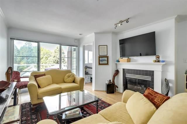 2929 W 4TH Avenue #413, Vancouver, BC V6K 4T3 (#R2576604) :: Initia Real Estate