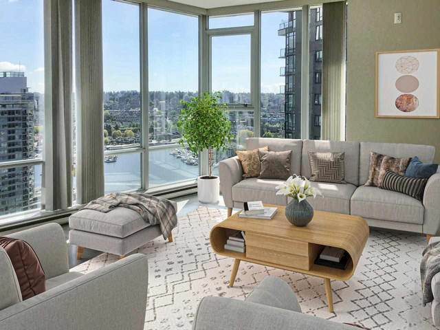 550 Pacific Street #2701, Vancouver, BC V6Z 3G2 (#R2576640) :: Initia Real Estate