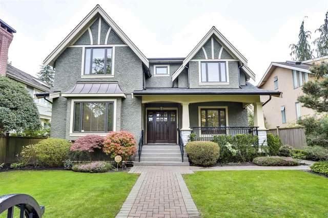 2626 W 36TH Avenue, Vancouver, BC V6N 2P5 (#R2576651) :: Premiere Property Marketing Team