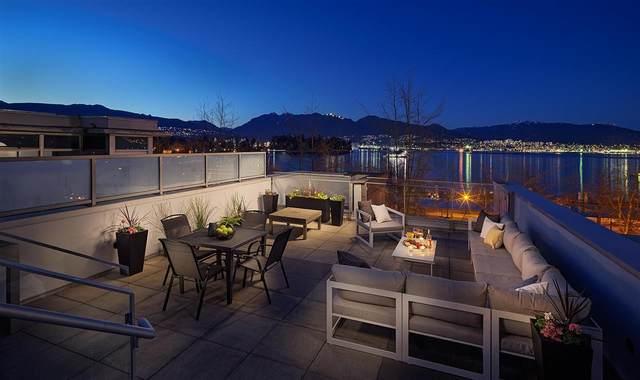 1233 W Cordova Street #301, Vancouver, BC V6C 3R1 (#R2576741) :: Initia Real Estate