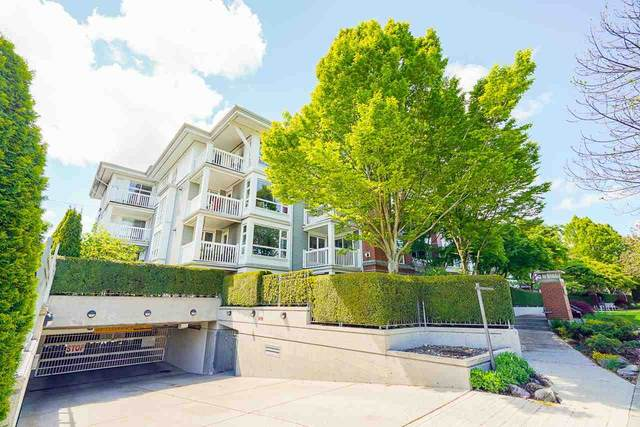 1858 W 5TH Avenue #204, Vancouver, BC V6J 1P3 (#R2576757) :: Initia Real Estate