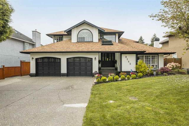 8265 148B Street, Surrey, BC V3S 7R9 (#R2576853) :: 604 Realty Group