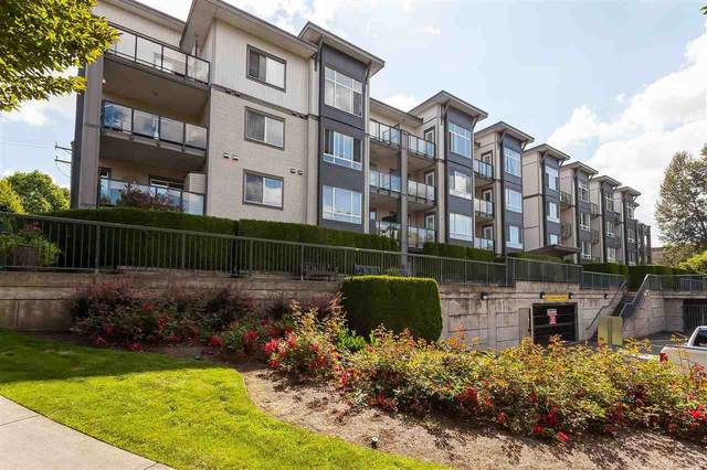 2943 Nelson Place #408, Abbotsford, BC V2S 0C8 (#R2576992) :: Homes Fraser Valley