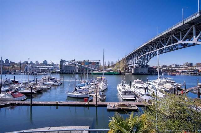 628 Kinghorne Mews #203, Vancouver, BC V6Z 3H6 (#R2577070) :: Initia Real Estate