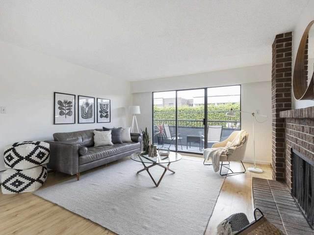 2475 York Avenue #209, Vancouver, BC V6K 1C9 (#R2577073) :: Initia Real Estate