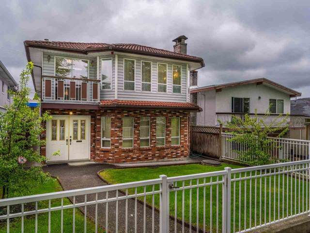 3317 E 2ND Avenue, Vancouver, BC V5M 1G4 (#R2577239) :: 604 Realty Group
