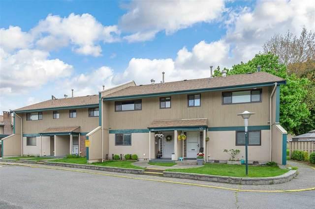 5850 177B Street #46, Surrey, BC V3S 4J6 (#R2577262) :: Homes Fraser Valley