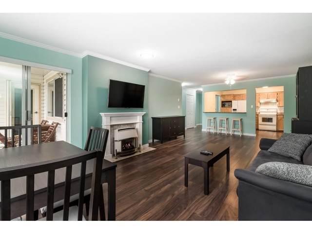 20600 53A Avenue #106, Langley, BC V3A 8C2 (#R2577320) :: Initia Real Estate