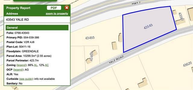 43543 Yale Road, Chilliwack, BC V2R 4J6 (#R2577325) :: RE/MAX City Realty