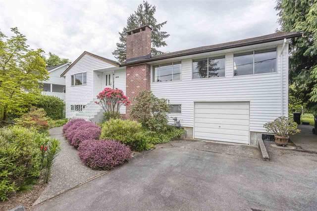 1016 Hibbard Avenue, Coquitlam, BC V3J 4Z5 (#R2577326) :: Premiere Property Marketing Team