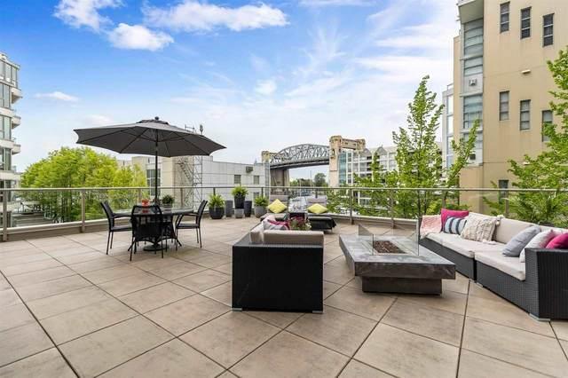 1625 Hornby Street #203, Vancouver, BC V6Z 2M2 (#R2577394) :: Initia Real Estate