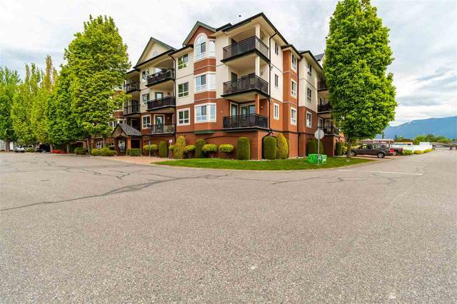 8485 Young Road #1303, Chilliwack, BC V2P 7Y7 (#R2577406) :: Homes Fraser Valley