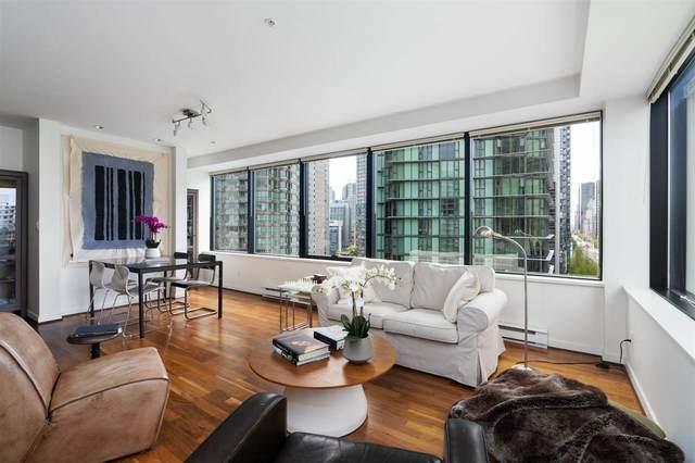 1333 W Georgia Street #1009, Vancouver, BC V6E 4V3 (#R2577433) :: Initia Real Estate