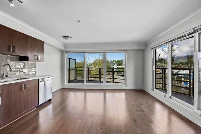 857 W 15TH Street #309, North Vancouver, BC V7P 1M5 (#R2577459) :: Initia Real Estate