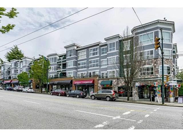 2680 W 4TH Avenue Ph423, Vancouver, BC V6K 4S3 (#R2577515) :: Initia Real Estate