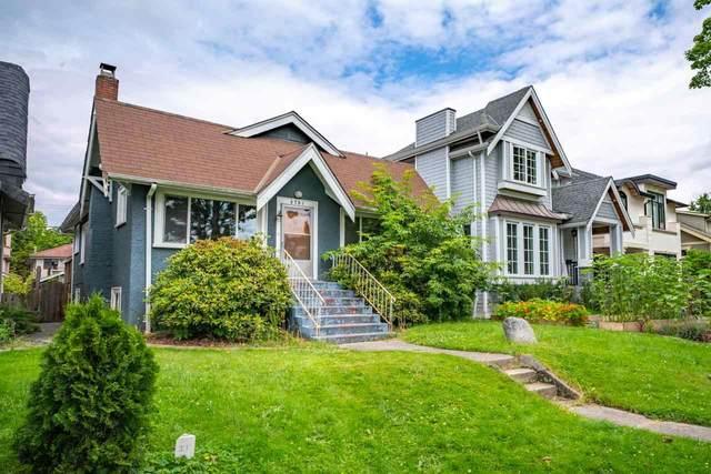 2781 W 15TH Avenue, Vancouver, BC V6K 2Z7 (#R2577529) :: Initia Real Estate