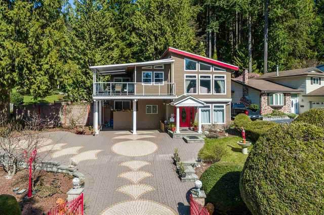 714 Regal Crescent, North Vancouver, BC V7K 2X8 (#R2577567) :: Initia Real Estate
