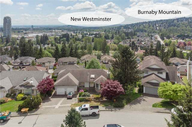 1226 Durant Drive, Coquitlam, BC V3B 6Y2 (#R2577574) :: 604 Realty Group