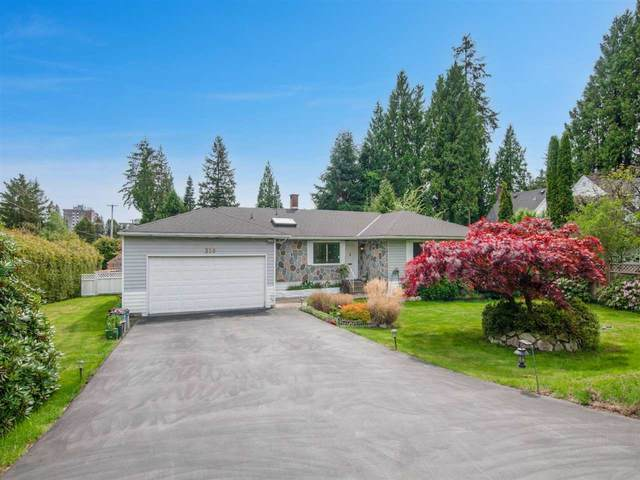 310 Inglewood Avenue, West Vancouver, BC V7T 1X1 (#R2577575) :: Initia Real Estate