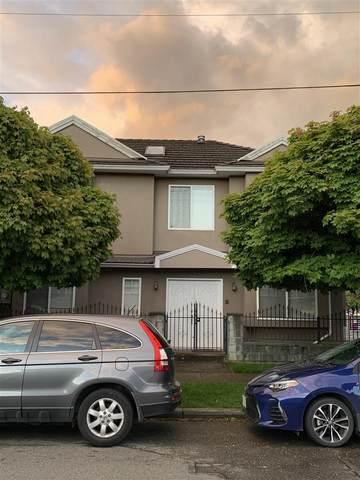 6498 Fleming Street, Vancouver, BC V5P 3H1 (#R2577714) :: Initia Real Estate