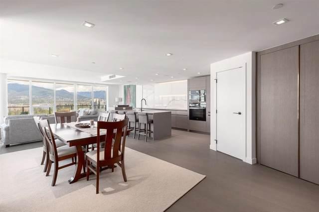 620 Cardero Street #2101, Vancouver, BC V6G 0C7 (#R2577722) :: Initia Real Estate