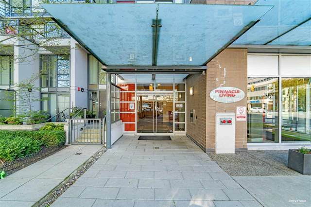 2507 Maple Street #808, Vancouver, BC V6J 0E1 (#R2577735) :: Initia Real Estate