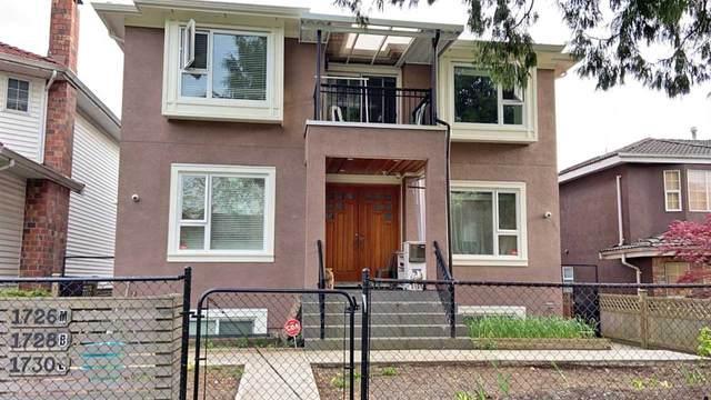 1726 E 55TH Avenue, Vancouver, BC V5P 1Z6 (#R2577755) :: Initia Real Estate