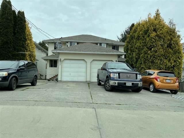 770/772 North Road, Gibsons, BC V0N 1V9 (#R2577786) :: RE/MAX City Realty