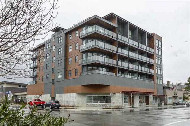 38013 Third Avenue #511, Squamish, BC V8B 0Z8 (#R2577796) :: Initia Real Estate