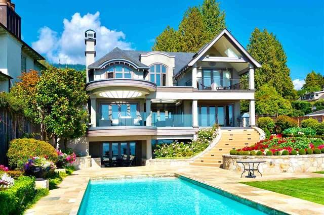 2816 Bellevue Avenue, West Vancouver, BC V7V 1E8 (#R2577798) :: Initia Real Estate