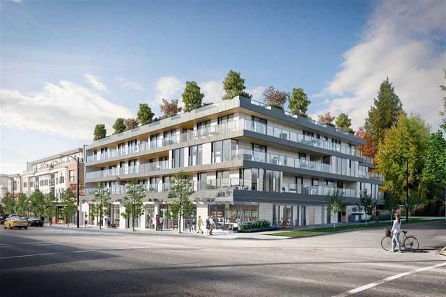 3636 W 39TH Avenue #205, Vancouver, BC V6N 1W5 (#R2577800) :: Initia Real Estate