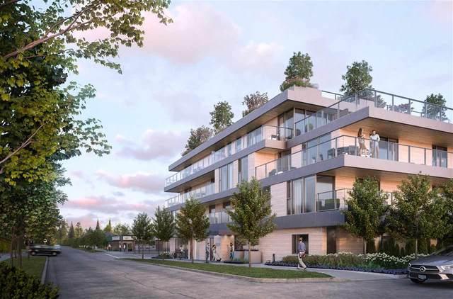3636 W 39TH Avenue #303, Vancouver, BC V6N 1W5 (#R2577803) :: Initia Real Estate