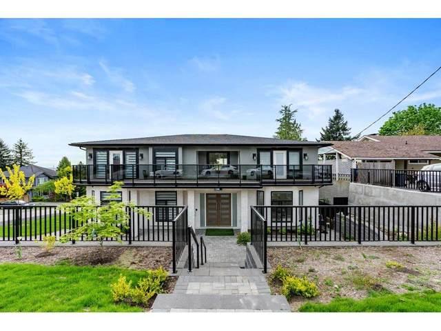 250 Finnigan Street, Coquitlam, BC V3K 5J7 (#R2577825) :: RE/MAX City Realty