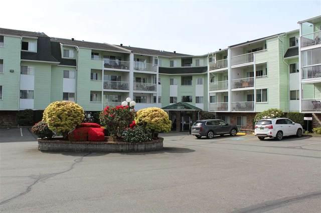 31850 Union Avenue #304, Abbotsford, BC V2S 5P1 (#R2577881) :: RE/MAX City Realty