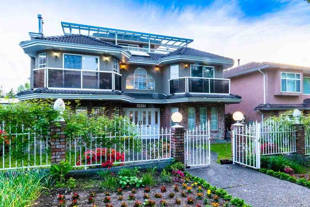 7675 Coldicutt Street, Burnaby, BC V3N 3Z5 (#R2578292) :: Initia Real Estate