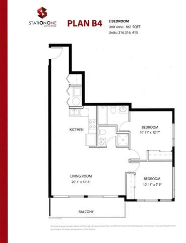 12070 227 Street #216, Maple Ridge, BC V2X 9H2 (#R2578344) :: RE/MAX City Realty
