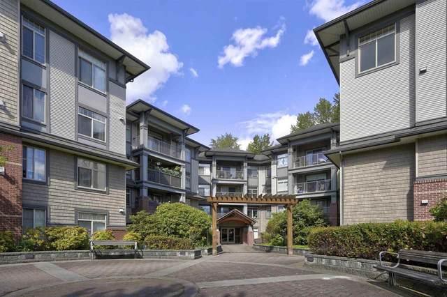 12020 207A Street #314, Maple Ridge, BC V2X 8V2 (#R2578401) :: RE/MAX City Realty